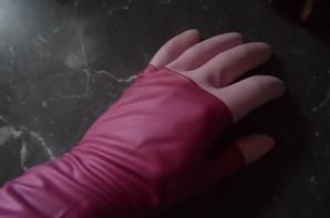 Essaie de gants