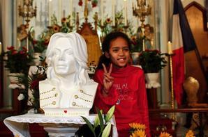 Michael Jackson à l'église