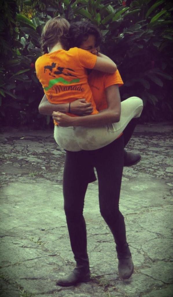 je t'aimais,je t'aime,je t'aimerais..♥♥(meilleure amie)