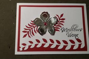 Quelques cartes envoyées pour les fêtes !