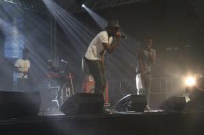 Black M en concert !