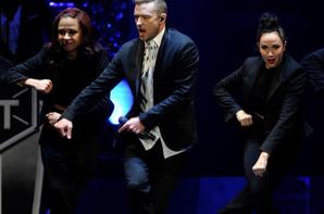 Justin Timberlake fait le show à L.A. !