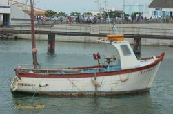 les bateau au filet