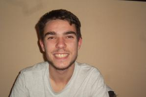 soirée raclette avec mon petit fils Samuel bientot 18 ans   !!!
