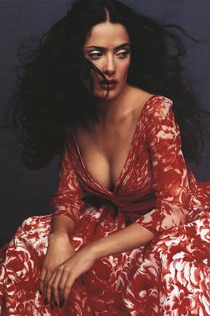 Happy B-day, Salma Hayek! :)