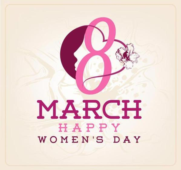 Happy International Women's Day! (March 8th)