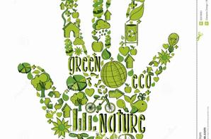 Protect the Environment! Go GREEN! ;)