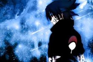 Sasuke wallpader