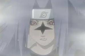 Sasuke marque maudite