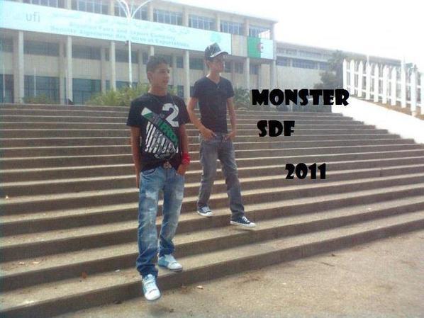 monster sdf