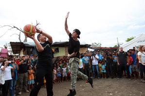 Justin Bieber en Philipine