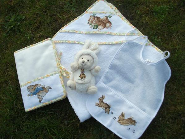 Ensemble Naissance Beatrix Potter