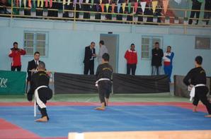 4° championnat national de QWAN KI DO 27/28decembre 2013 laghouat