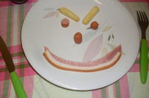 amandine et chelsea on fait a diner