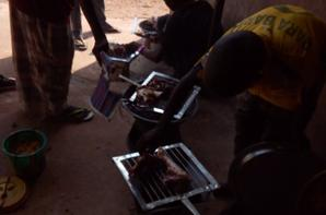 #TALIBES GRILLADE A VOLONTE, @Ajactifs Mali