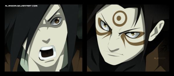Madara-Hashirama: deux légendes du monde des ninjas