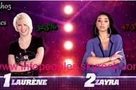 Laurène ou Zayra va remporter?