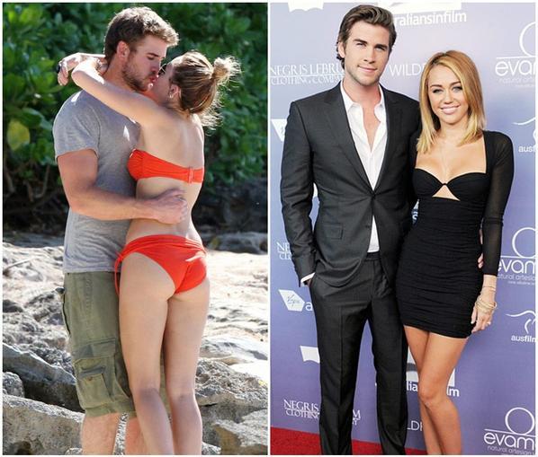Famille Hemsworth Cyrus