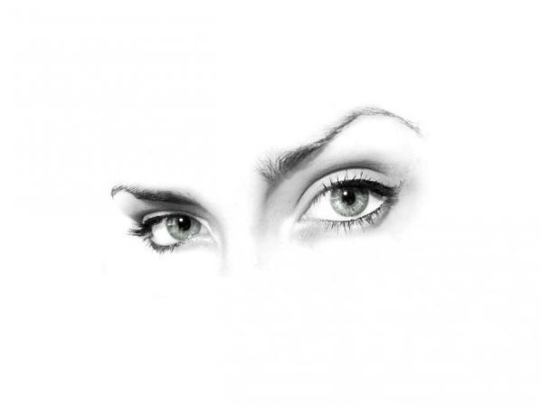 lire dans les yeux