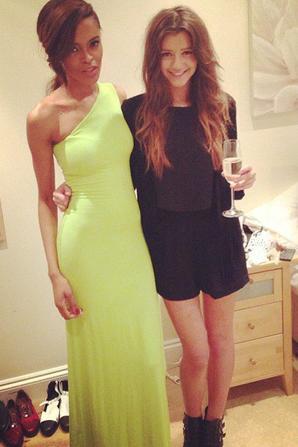 Eleanor samedi soir