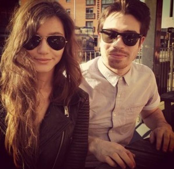 Eleanor hier avec Emma