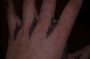 tatoo pendant les cours