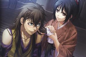 Hakuoki   - Shinsengumi Kitan - Anime vostfr :D