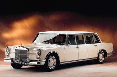 Mercedes 600 (W100 1963-1981)