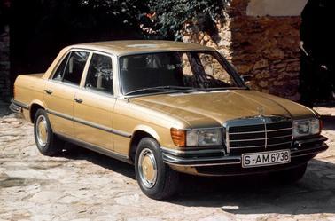 Classe S W116