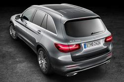 Le Mercedes GLK n''est plus , il est remplacé par le GLC .