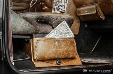 Merceds-Benz Classe G par Carlex Design .
