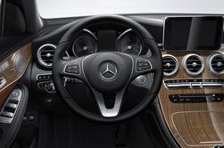 Mercedes GLC , pour oublier l'échec du GLK !