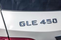 367 ch pour le GLE 450 AMG Sport  !