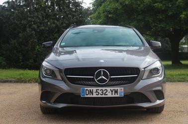 Mercedes CLA Shooting Brake !