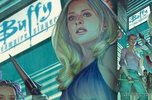 Buffy en bande dessinée.