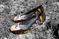 Chaussures Charlie et la chocolaterie Willy Wonka