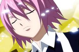 """Fairy Tail : Clé d'or : """"La Vierge"""" (Virgo). Invocateur : Lucy Heartfilia"""