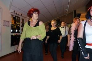 soiréé organisée par les sensations line dance