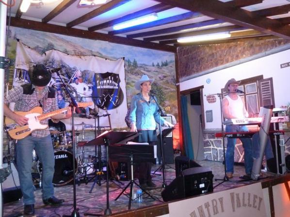 soirée organisée par country vallée de Zetting