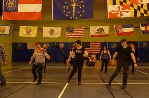 liberty dancers