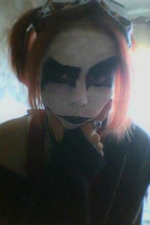 harley quinn suicide squad make-up