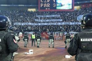 154. Derbi Crvena-Zvezda Vs Partizan . 18 Aprila 017 u Rupu