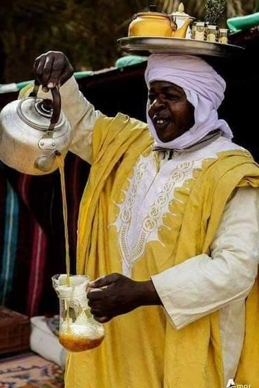 Even Algéria have tradutions and culture