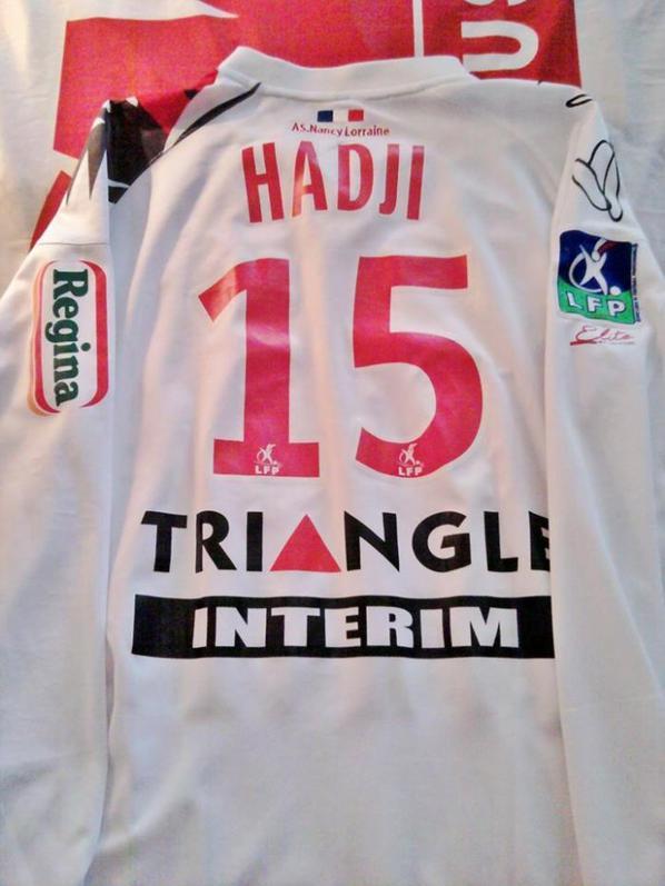 Maillot Hadji Porté 2007-2008