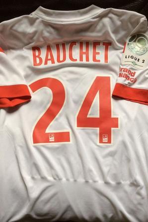 Maillot Romain Bauchet Porté 2014-2015