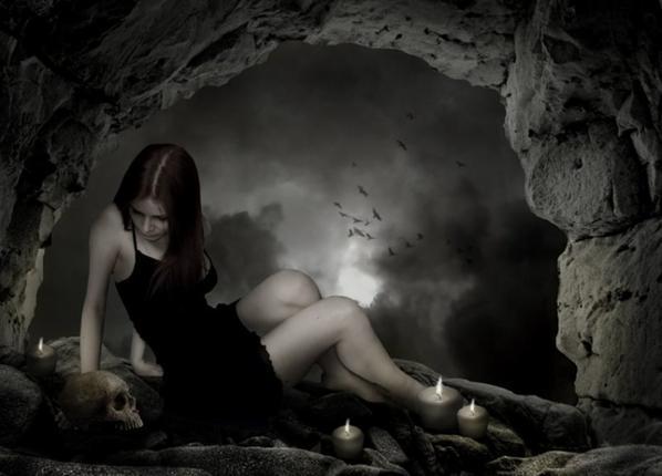 ★★.·¯`★ images gothique ★¯`·.★★