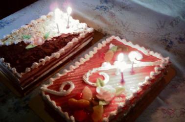 L anniversaire de mon tonton