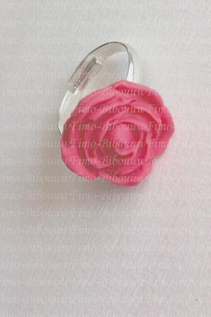 bagues roses
