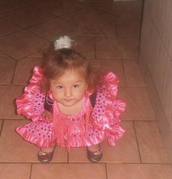 Ma petite fille Charlotte