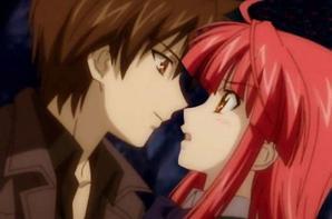Kazuma et Ayano (Kaze no stigma